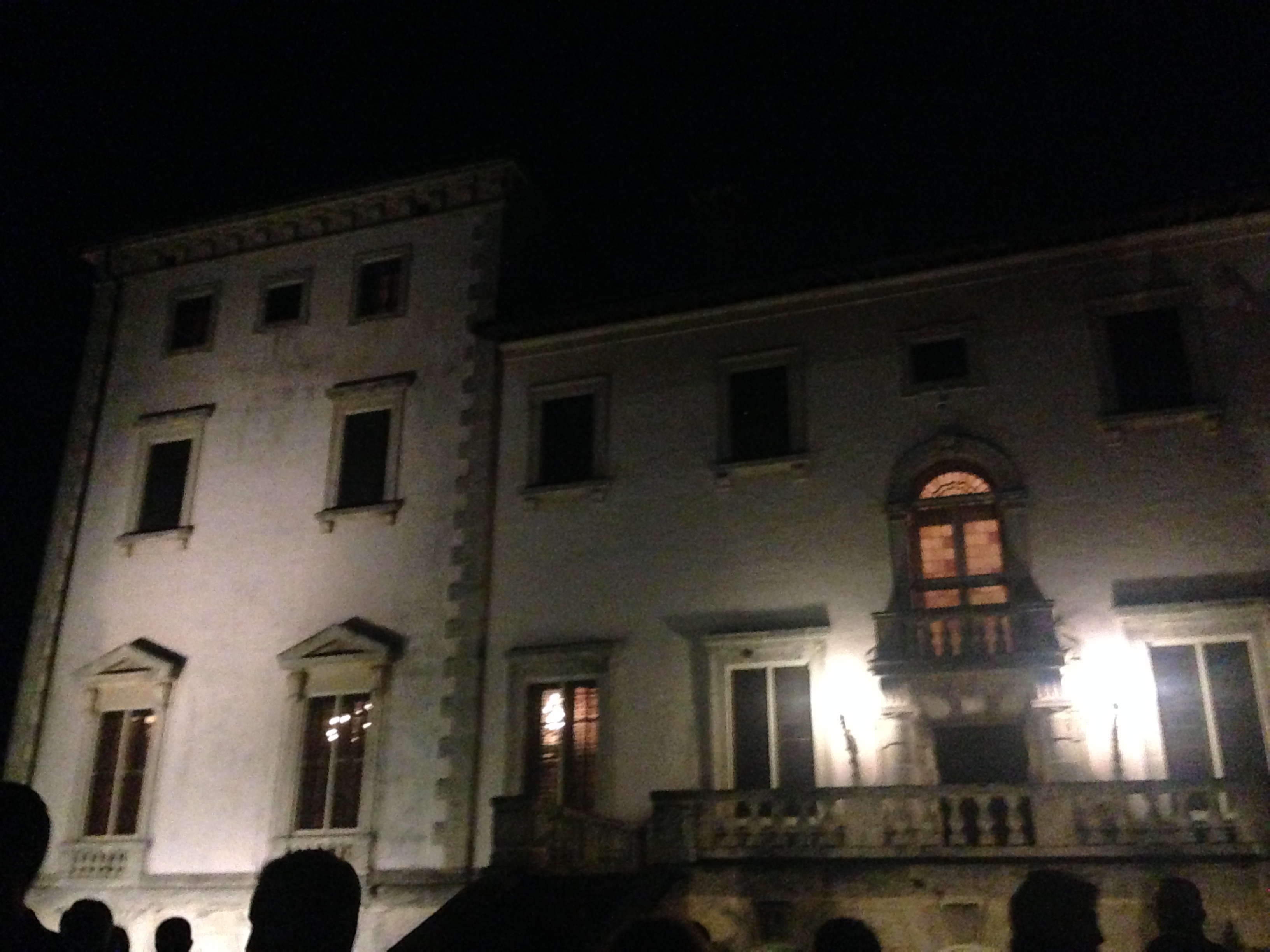 Honestly a really bad shot of Vizcaya, but wanted to give an impression of the villa