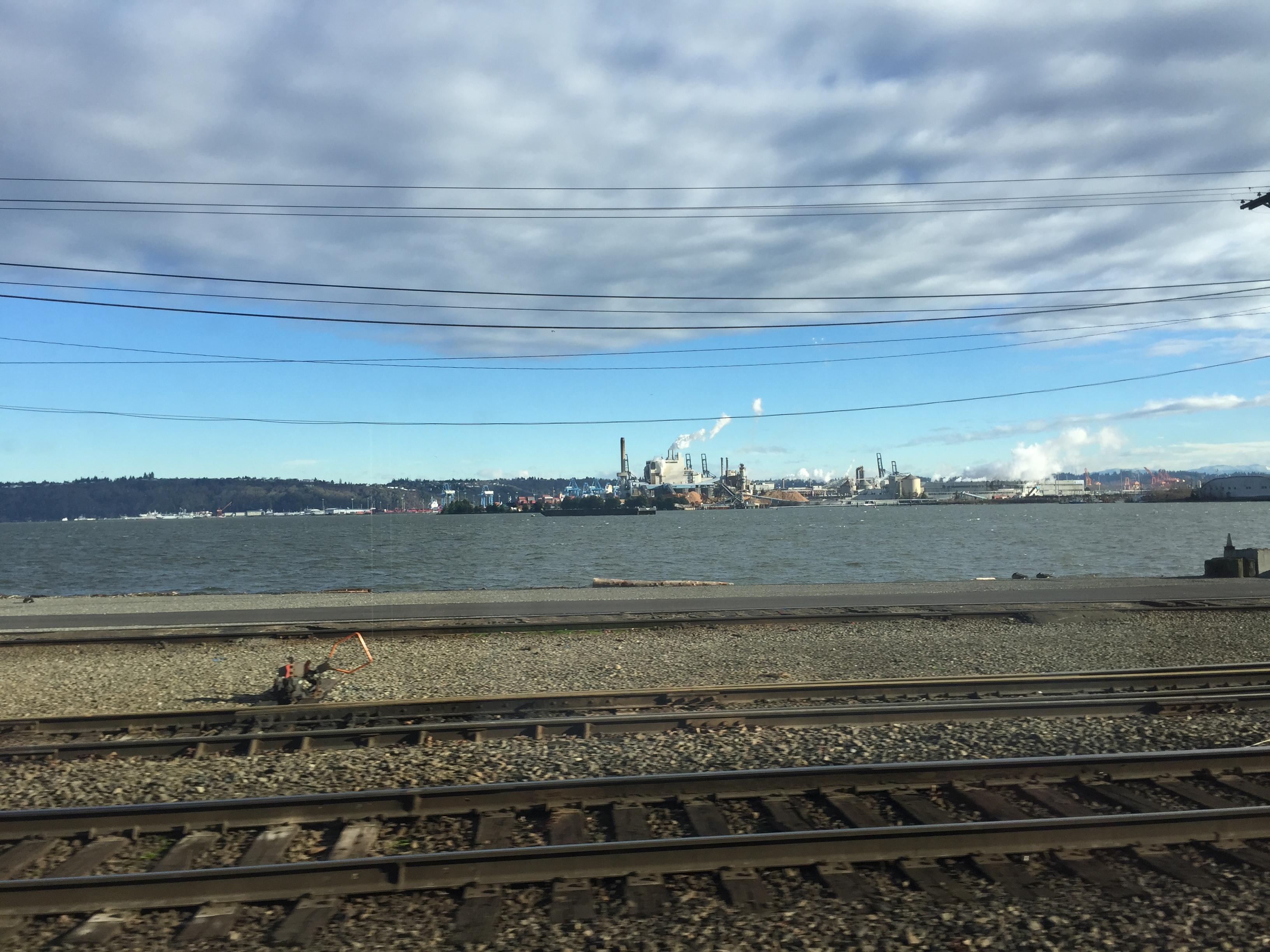 The Port of Tacoma