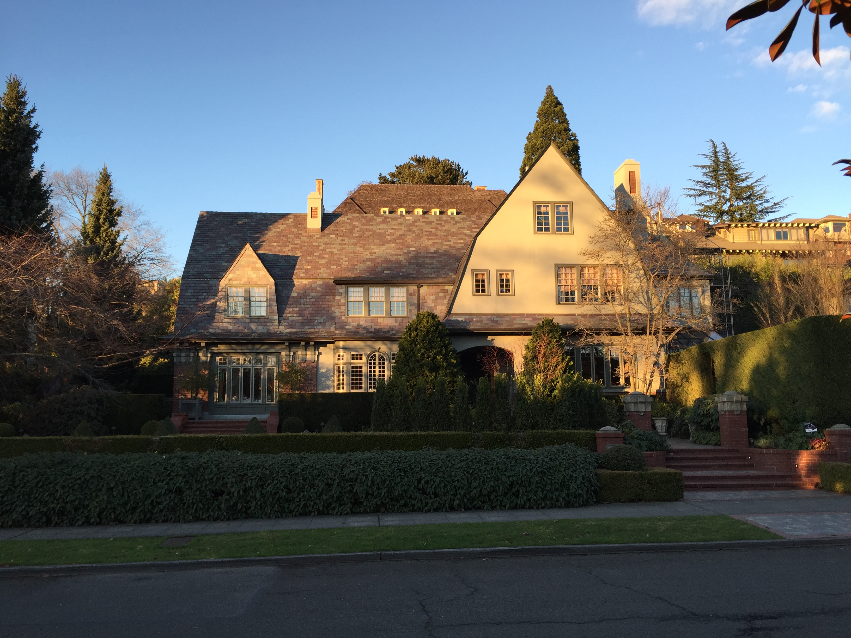 Queen Anne has some very cool historic houses
