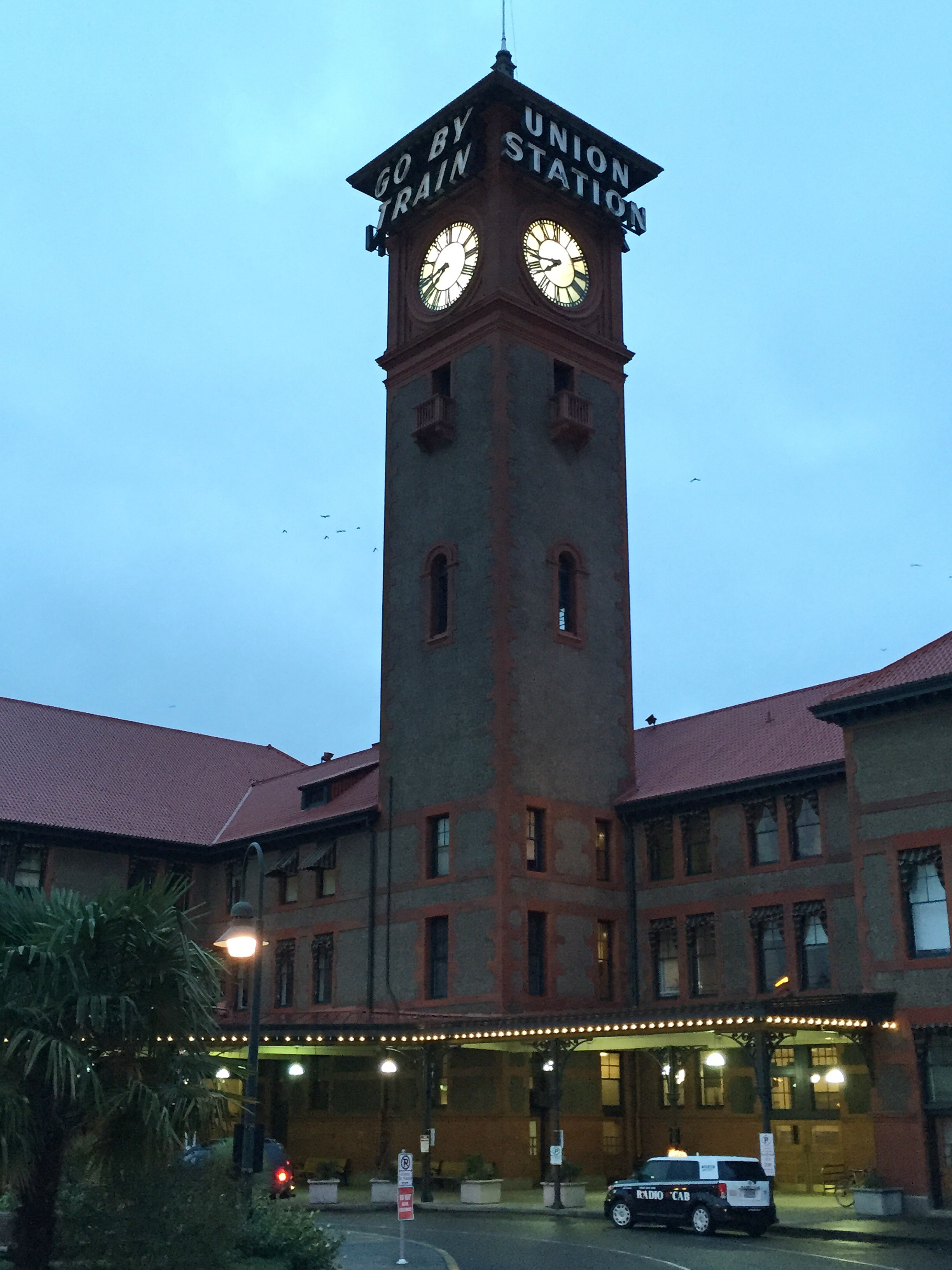 Union Station in Portland!