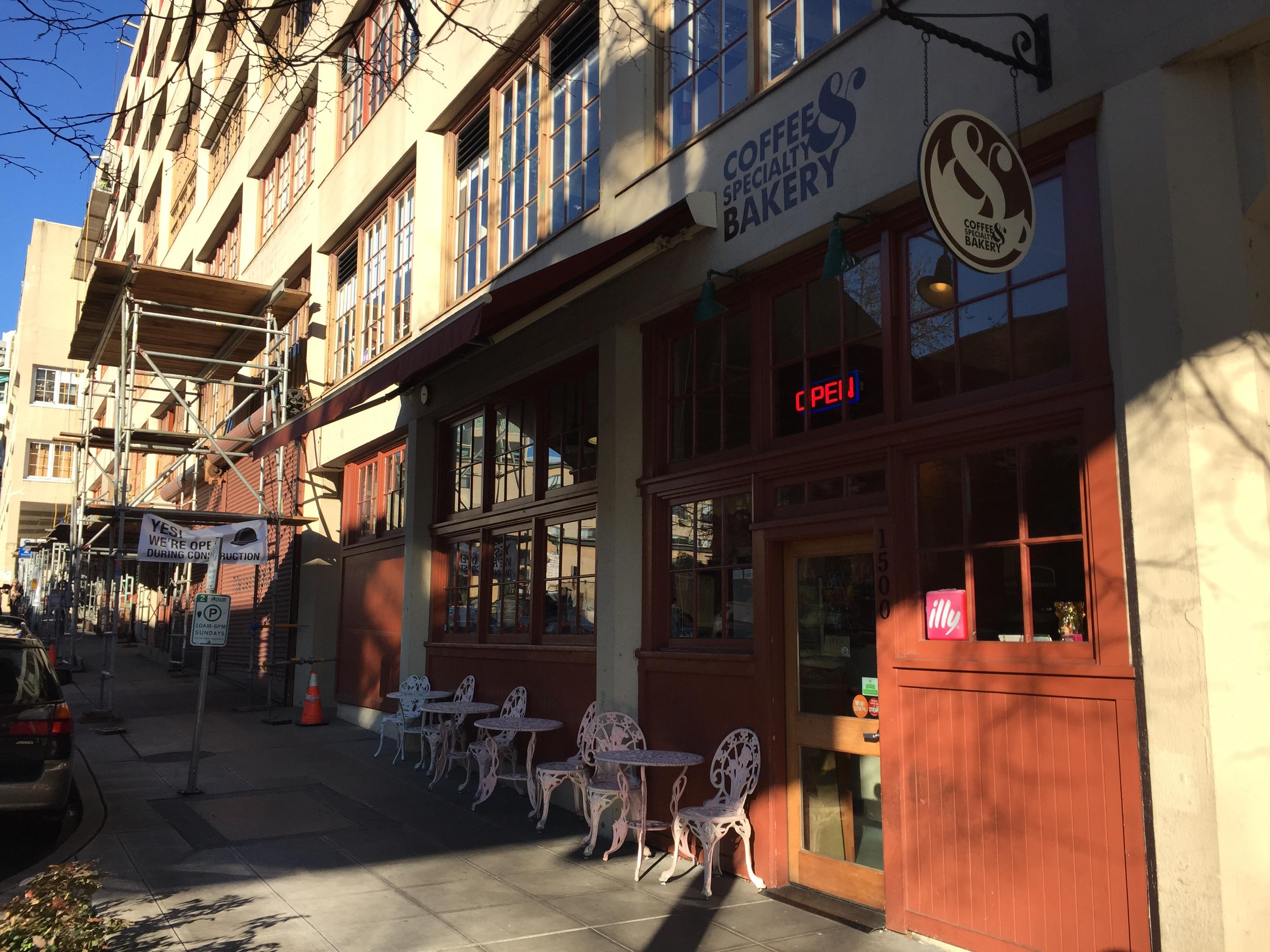 Coffee & Specialty Bakery